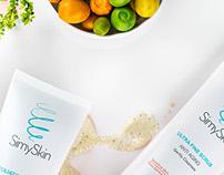 SimySkin beauty care /// 3D Creative Visual and Advert