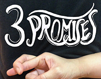 3 Promises (I'm trying to keep)