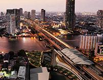 Taksin Bridge Intermodal Link
