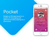 Pocket - UI/UX Design