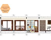 User-Centric Design   Domestic Space Design.