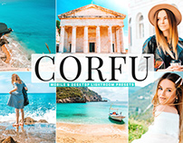 Free Corfu Mobile & Desktop Lightroom Presets