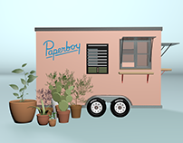 Food Truck Animations