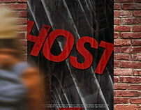 A Movie Poster for The Host by Bong Joon Ho