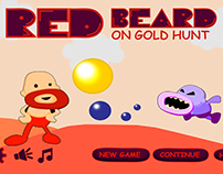 "Redesigned GUI of ""Red beard"""