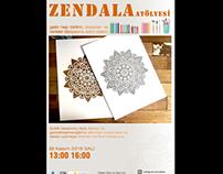 Zendala workshop - İstanbul Design Factory
