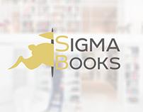 Sigma book - book store logo
