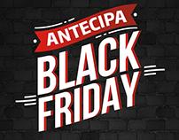 Promoção | Antecipa Black Friday