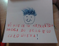 smile from Poland donated by Adam Obidowski