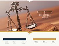 Logotipo - Pita&Stabile Advocacia