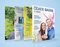 Revista Cidade Saúde - Beneficência Portuguesa de SP