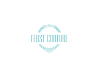 """LOGO """"FEAST COUTURE"""""""