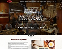Deshi Spice Website Design