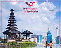WDT travel - Social media