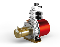 Rendering 3D - Settore Meccanica