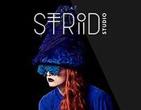 Strid Studio - New identity 2015