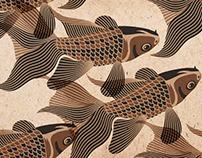 Pattern fish.