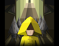 Little Nightmares Poster entry