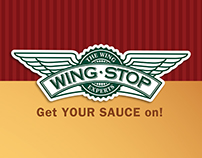 Wing Stop OOH