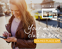 Holmes Place App Guide 2016