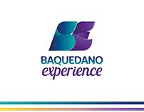 Baquedano Experience - Logo
