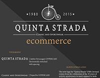 "Showcase ""Quinta Strada"""