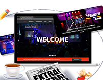 Capstone Church Website