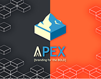 APEX. A branding suite for the BOLD.