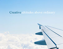 Creative Altitudes, by Marvin Flores