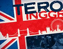 Decades of British Terror Attacks - Infographic