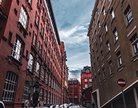 urban and streets