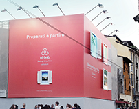 Airbnb - The Windows Billboard