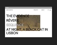 Mário Martins Website