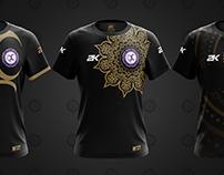 Osmanlispor - Home shirts (3 versions)