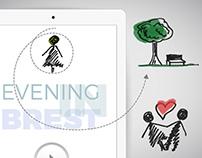 Evening Planner App