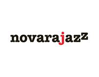 NovaraJazz - Logo Design