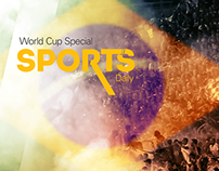 World Cup 2014 i24news Show Opener