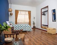 Apt. for Airbnb - Interior Design