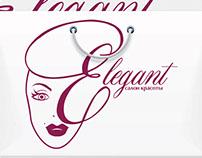 "Logotype for ""Elegant"""