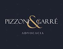 Branding Pizzoni&Garré Advocacia