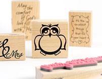 Rubber Stamp Designs