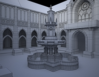 Medieval Environment -WIP-