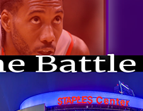 The Battle for LA