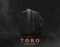 Project Toro: Electric Kettle