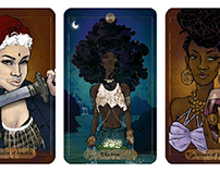 Tarot Cards - Afropunk Edition