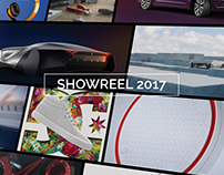 SHOWREEL 2017 / Digital Designer