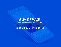 Tepsa Social Media
