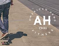 American Hero Logo