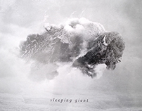 Sleeping Giant, album cover