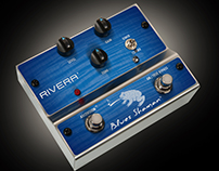 Rivera Amplification Guitar Pedals